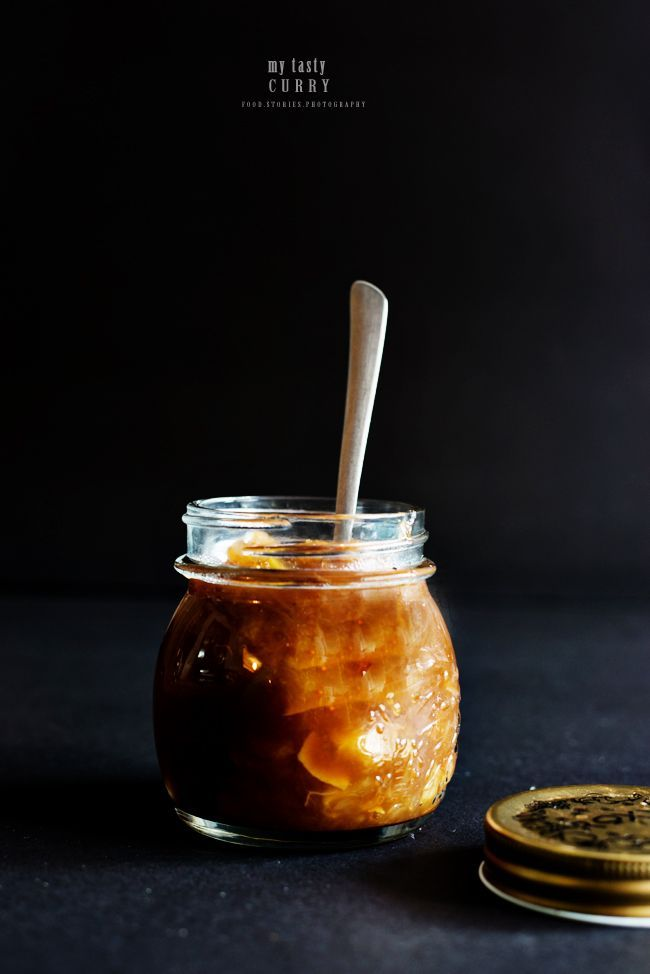 Warm spicy and tangy Apple Chutney .. just perfect to go with any meal and soo good for winters.    Repinned by rachelwalder.com