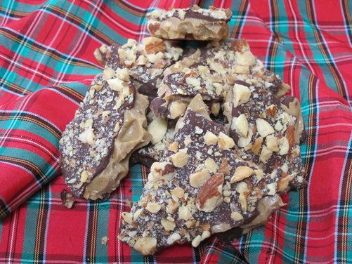 Scottish Toffee recipe from Food52