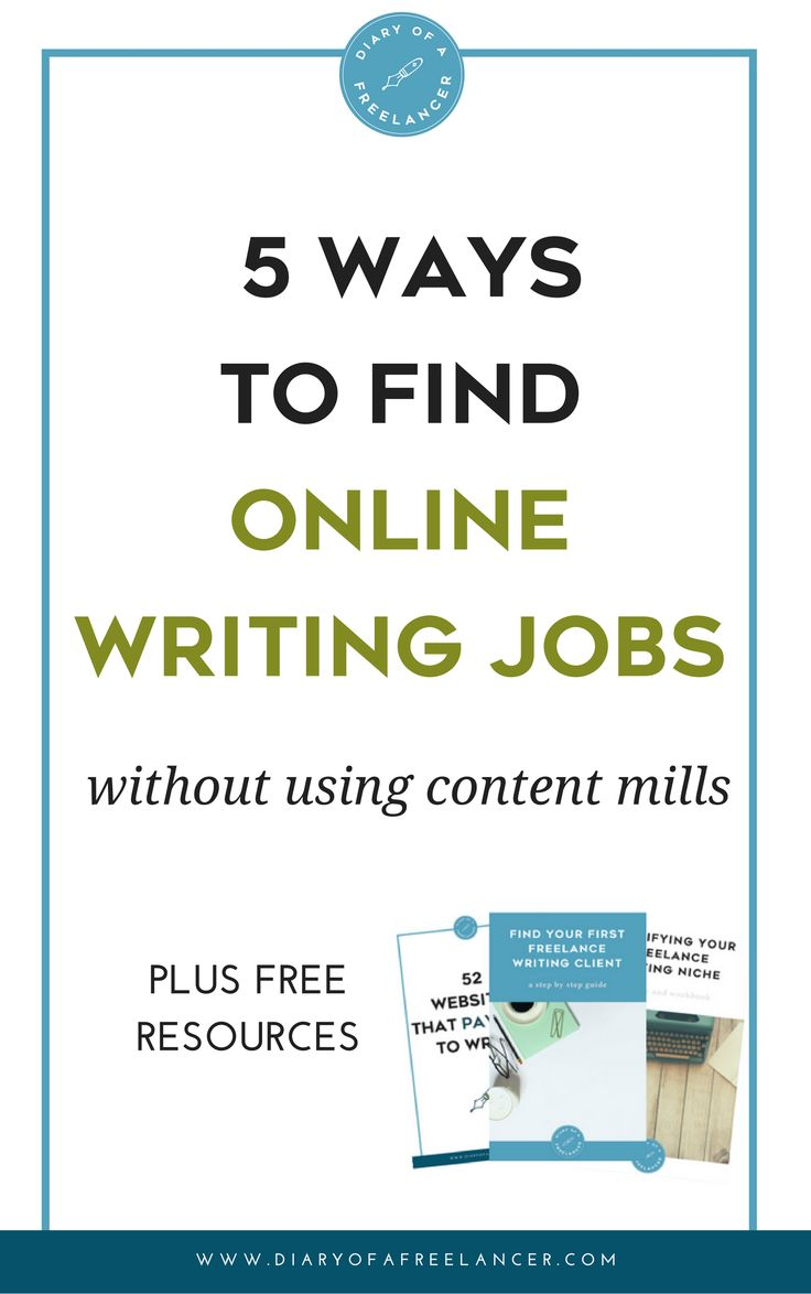 best online writing jobs ideas lance online 5 ways to online writing jobs and avoid using content mills