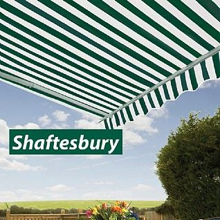 Coopers of Stortford Deluxe Easy-fit Awning
