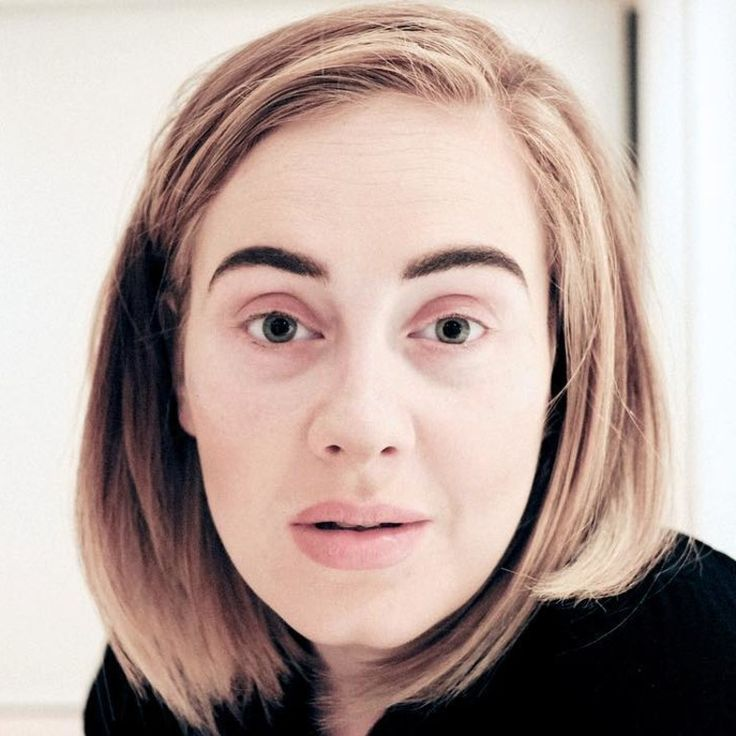 Adele Goes Makeup-Free and She Looks Gorgeous | Allure.com
