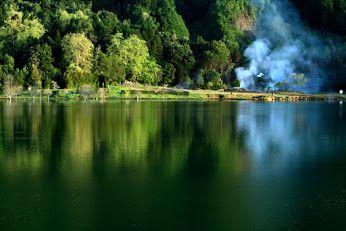 Lagoa das Furnas - Furnas, ilha de São Miguel, Açores (Portugal)