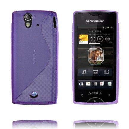 S-Line (Lilla) Sony Ericsson Xperia Ray Cover