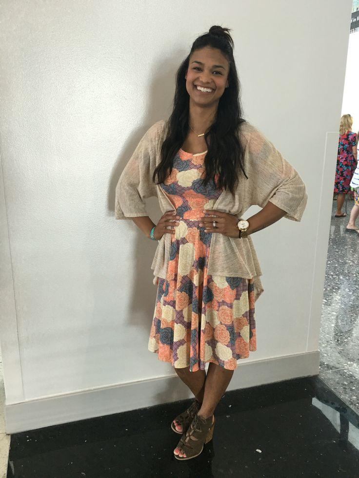 Nicole Dress Lindsay Kimono Lularoe Clothing