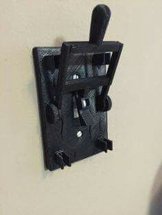 Electric chair switch