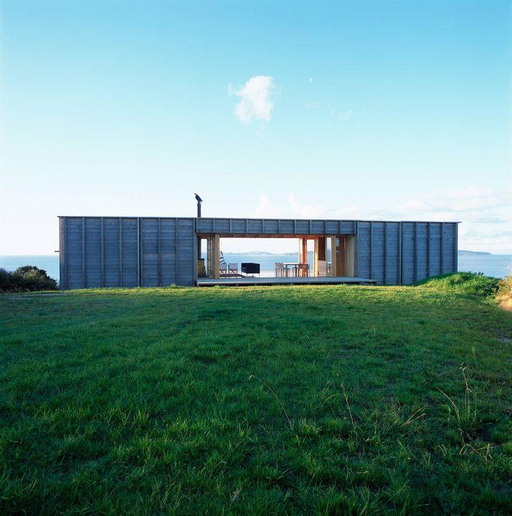 Coromandel Bach / Crosson Clarke Carnachan Architects