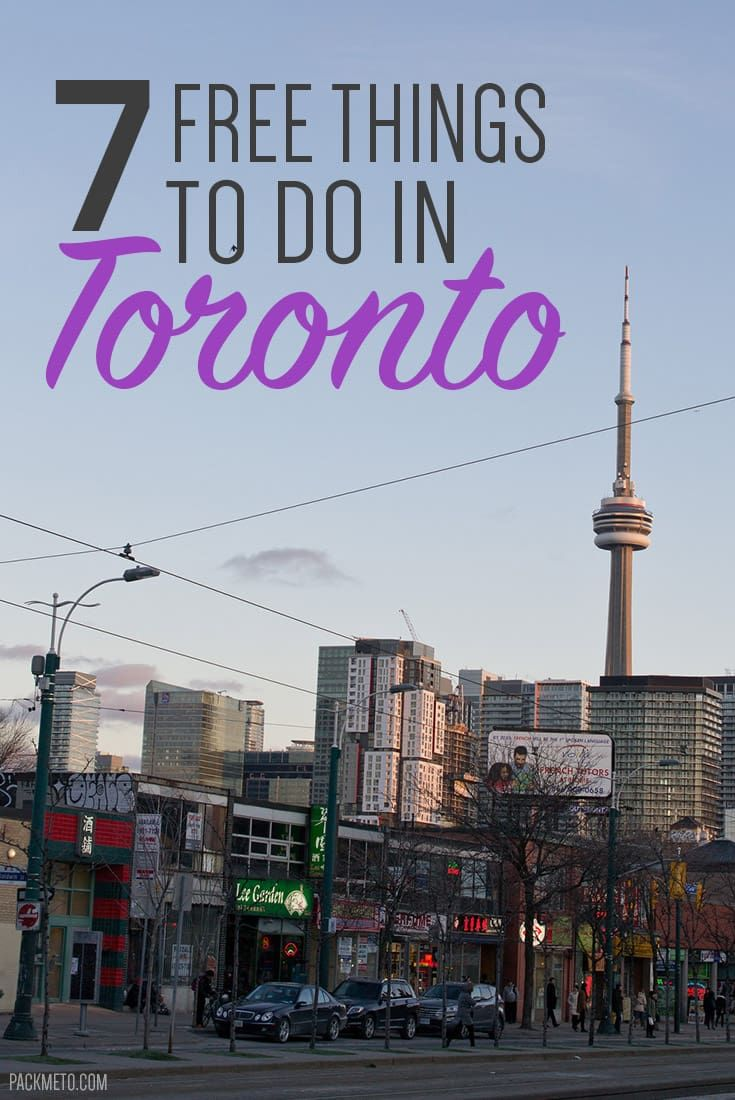 1706 best eastern canada images on pinterest beautiful places 7 free things to do in toronto fandeluxe Images