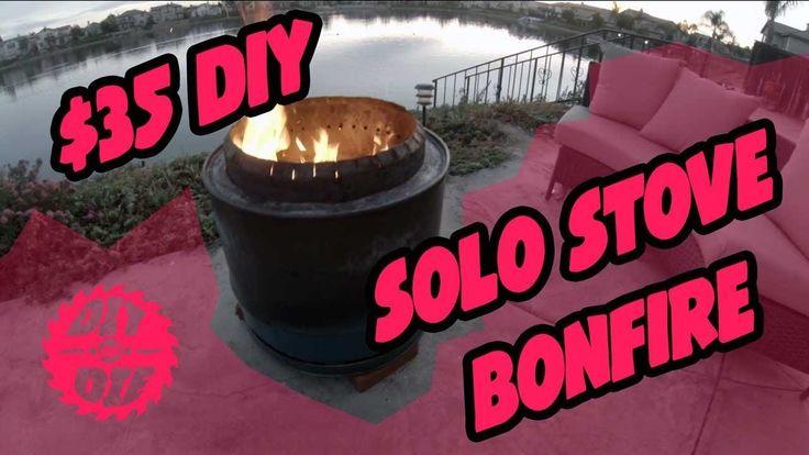 35 diy solo stove bonfire stove bonfire backyard party