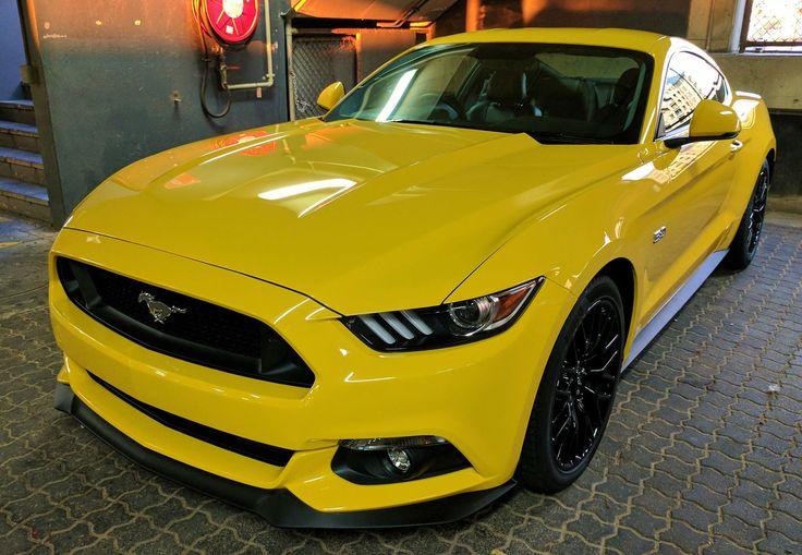 Eastside Mustang Enhancement show car photo shoot
