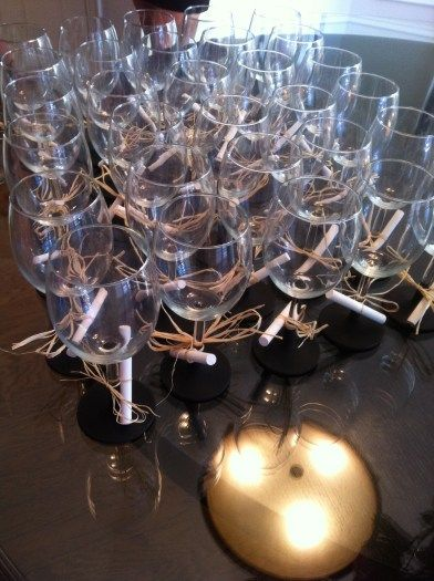 Inexpensive Bridal Shower Favors