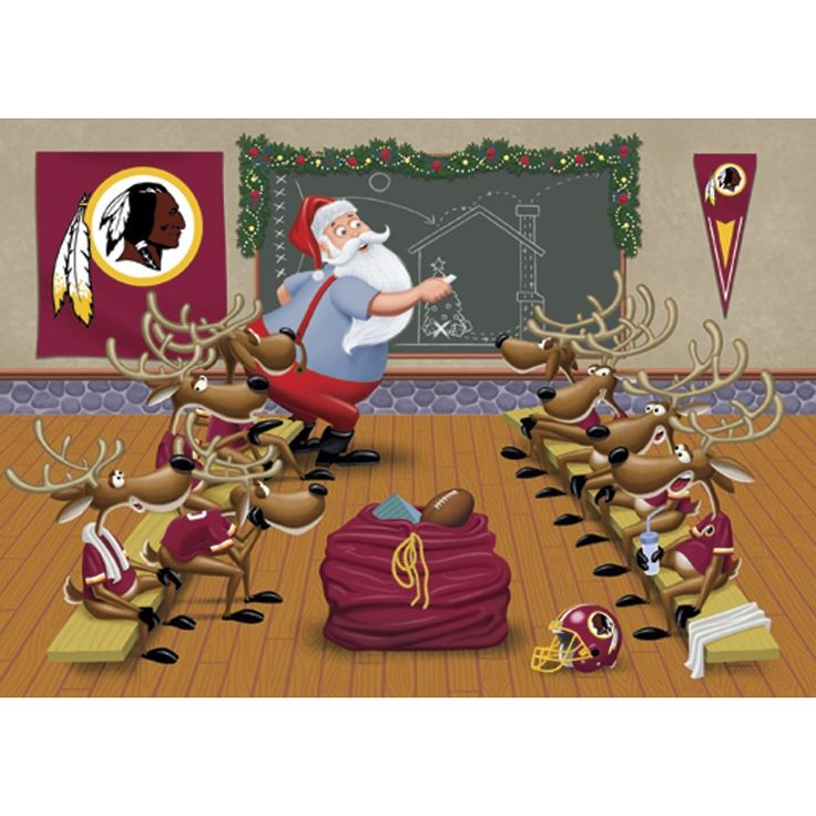 17 best images about redskins on pinterest washington - Dallas cowboys merry christmas images ...
