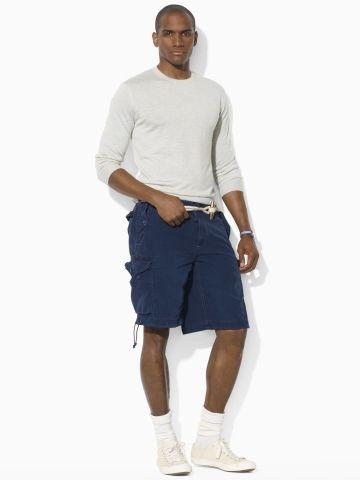 Canadian Cargo Short - Polo Ralph Lauren Shorts  - Ralph Lauren UK