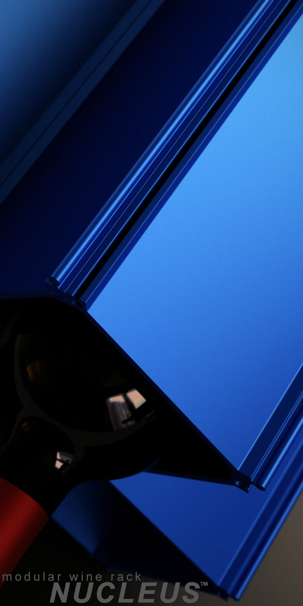 Nucleus Standard Blue by Esthys Design.