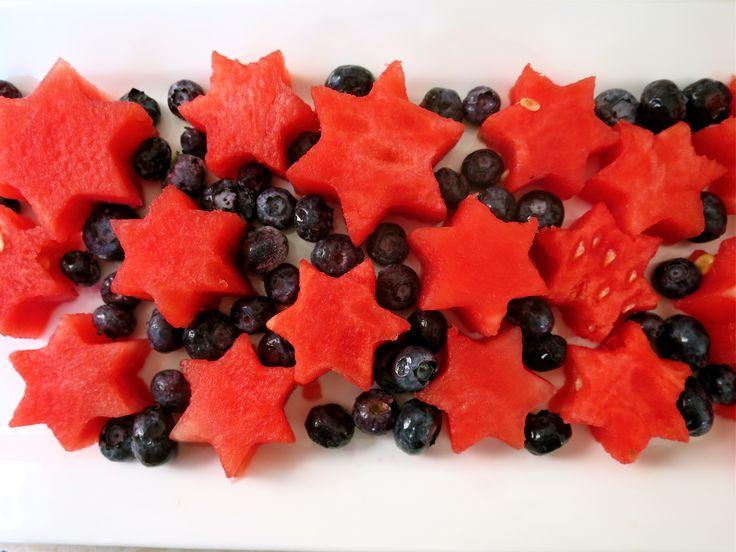 star shaped melon