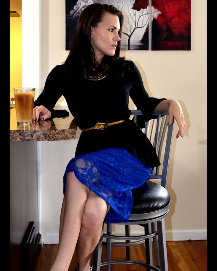 Stay classy in this romantic lace midi skirt and bell sleeved top! Both available at fristromdesign.com and fristrom.etsy.com  Free shipping on all domestic orders and international orders of $150 or more