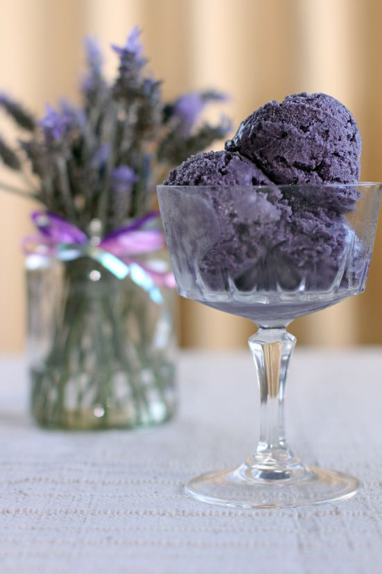 Ube Ice Cream Recipe :)  Common Philippine Dessert made with a purple yam. we are going ice cream craze with our new kitchen aid ice cream maker
