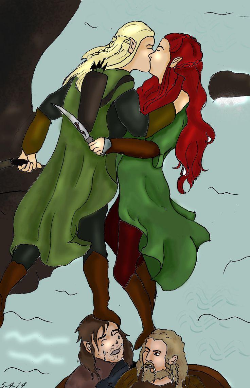 17 Best images about Tauriel/Legolas on Pinterest ...