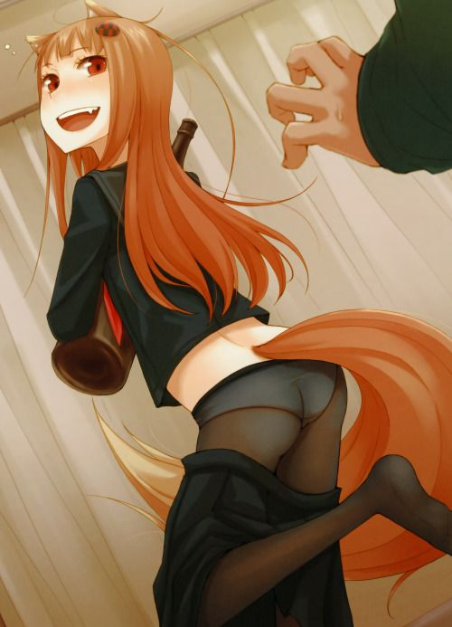 Spice and Wolf_Holo 11