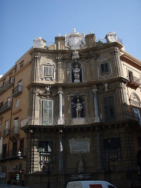 Quatro Canti - Palermo, Sicily | Flickr - Photo Sharing!