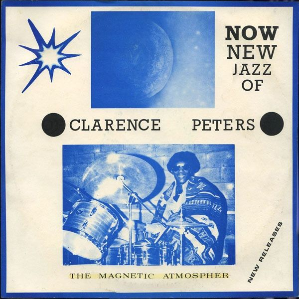 Clarence Peters Quartet - The Magnetic Atmospher
