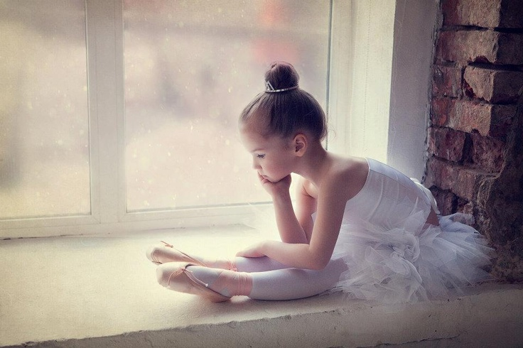 little ballerina.. but only if she really wants to. as a cute lil costume will be good enough for mommy :)