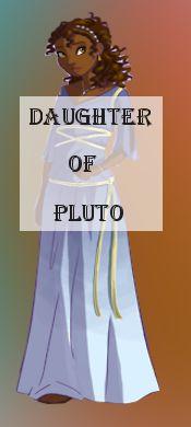 Daughter Of Pluto