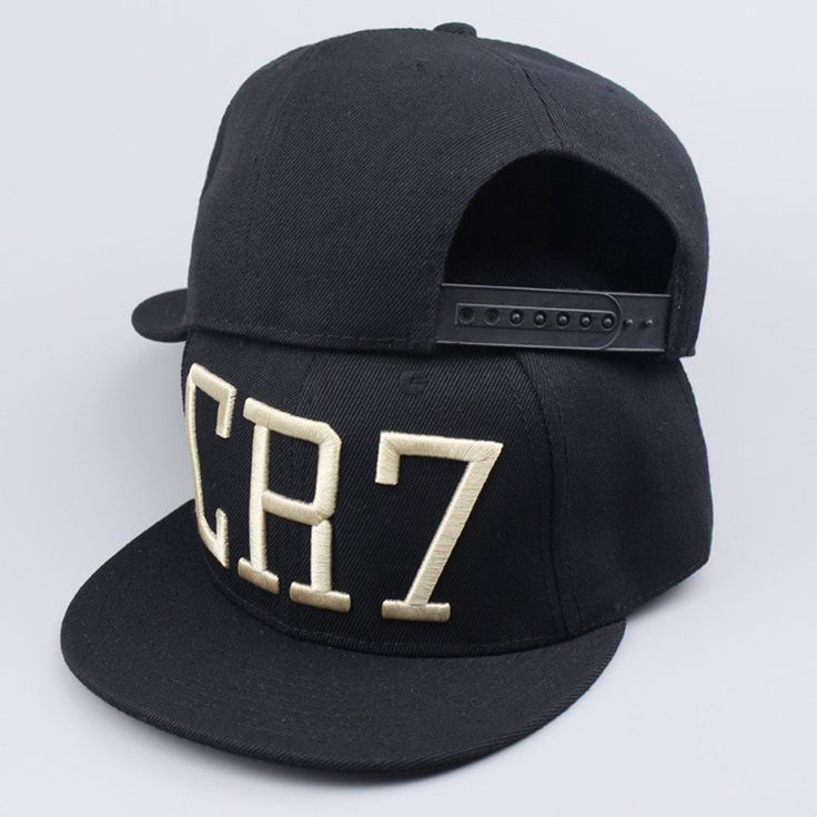 2016 New Cristiano Ronaldo CR7 blue Baseball Caps hip hop Sports Snapback