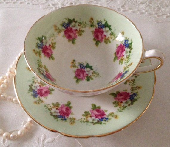 Stanley China Tea Cup Amp Saucer Products In 2019