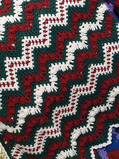 49 Best Crochet Holiday Afghans Images On Pinterest Crochet