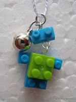 I m o e t: Lego necklaces