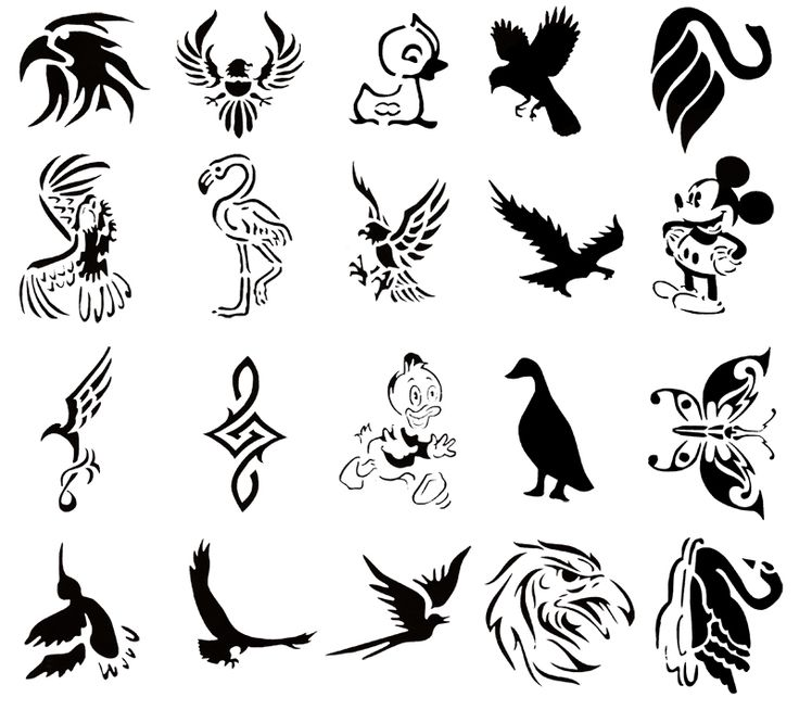 32 Best Cool Tattoo Stencils Printable Images On Pinterest