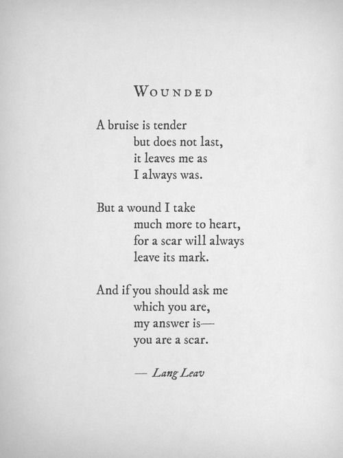 langleav:  More poetry and prose by Lang Leav here