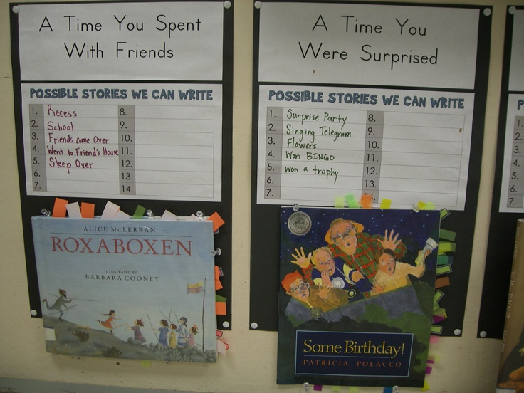personal narrative the switch You can switch writing up with lessons  personal narrative writing is all about you  challenge your students to make their personal narratives come to life.