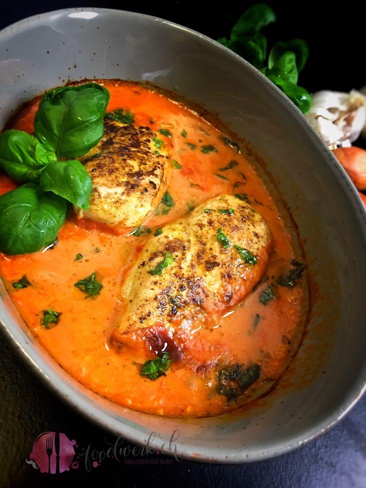 Ein sehr einfaches Rezept, wie ihr saftiges Hähnchen zubereiten könnt. Mit wenigen Schritten habt ihr etwas Leckeres für die ganze Familie auf dem Tisch.