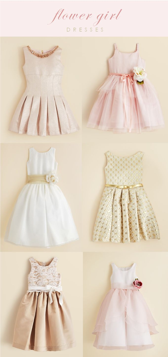 Cute flower girl dresses | Flower girl dresses from Bloomingdale's