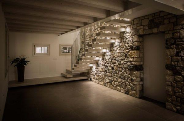 Oltre 1000 idee su illuminazione di scale su pinterest for Idee di coperta sopra il seminterrato di sciopero
