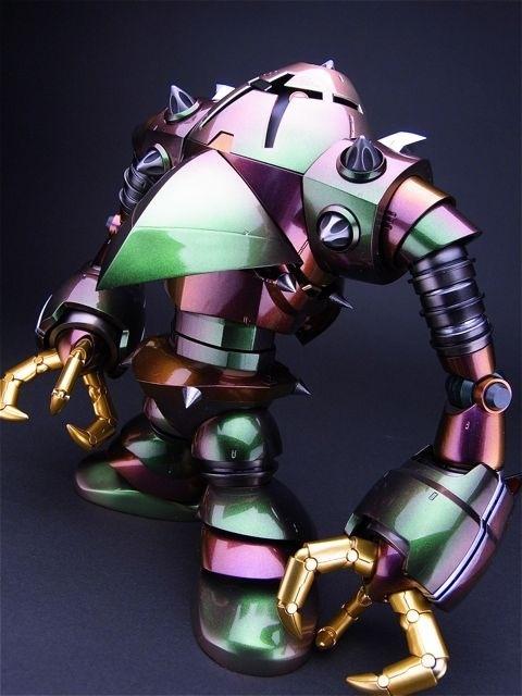 [Modelers-G] HGUC Zock