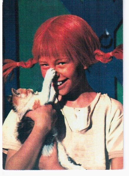 PoStCrOsSiNg MoM: Pippi Longstocking...
