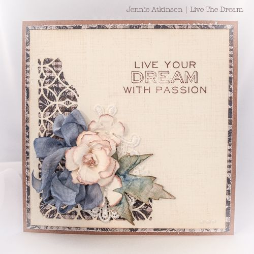 Country View Crafts' Projects: Live Your Dream and Farewell