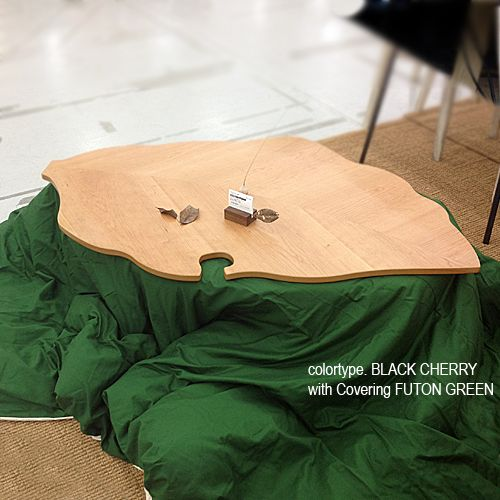 Ochiba(おちば): おしゃれなデザインこたつテーブル