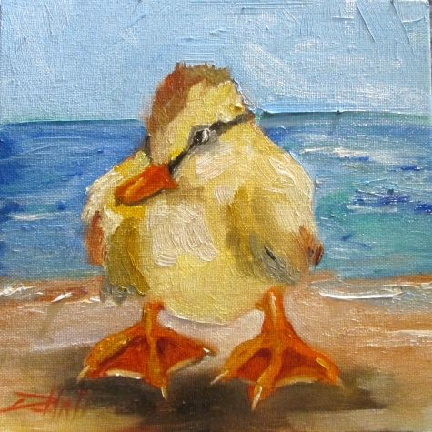 Baby Duck -- Delilah Smith