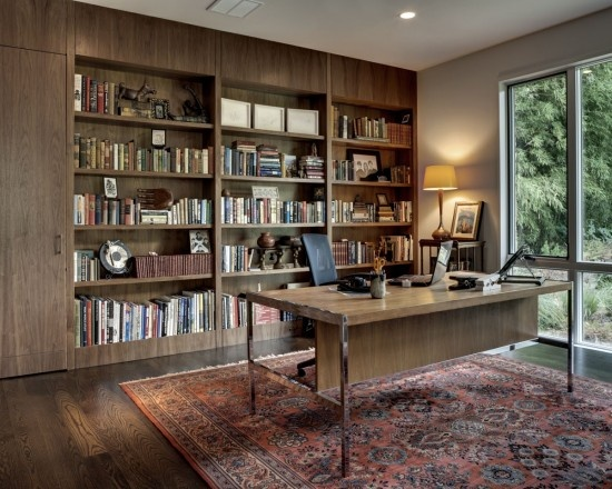 Home office design pictures remodel decor and ideas for Bbdo office design 9