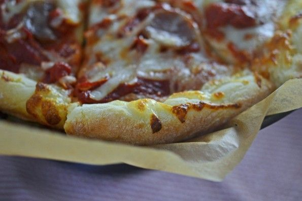 Gluten Free Pizza Dough - Gluten Free on a Shoestring