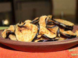 Chips de berinjela                                                                                                                                                                                 Mais