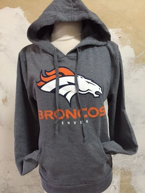 Denver #Broncos Women's Hoodie from $24.99 https://www.fanprint.com/licenses/denver-broncos?ref=5750