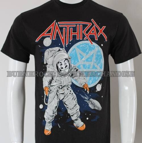 Anthrax: Astro NOT