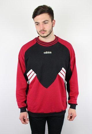 garment image. AdidasSweatshirtTrainersJumper