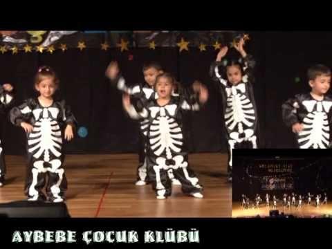 iskelet dansı - YouTube