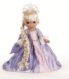 Disney Precious Moments Dolls by Linda Rick