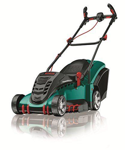 Bosch Rotak Ergoflex Cordless Lawn Mower with 36 V Lithium-Ion Battery, Cutting Width 43 cm---262.77---